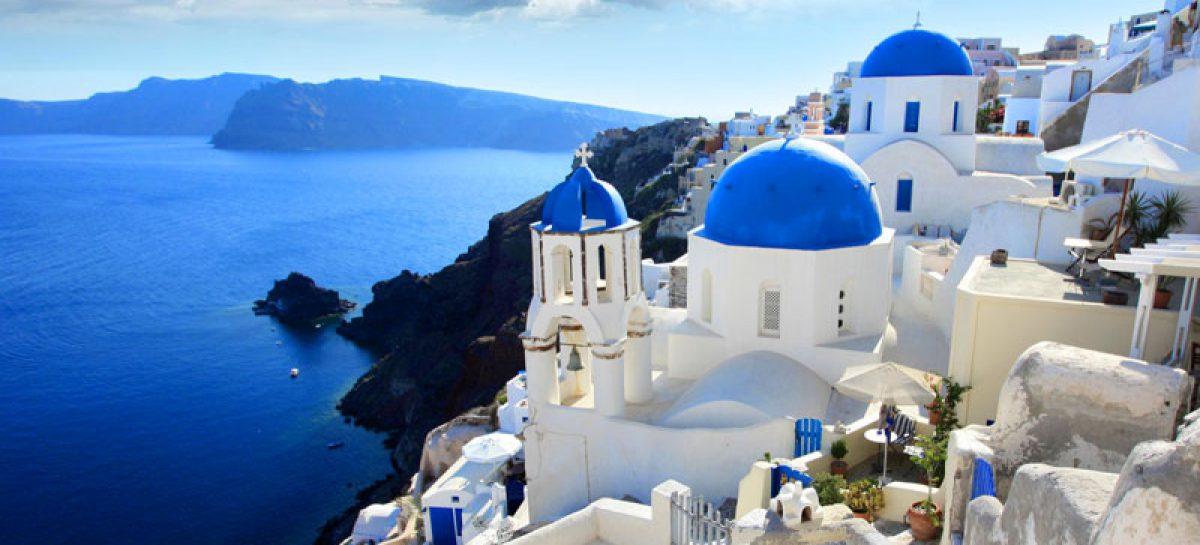 Grecia in Camper