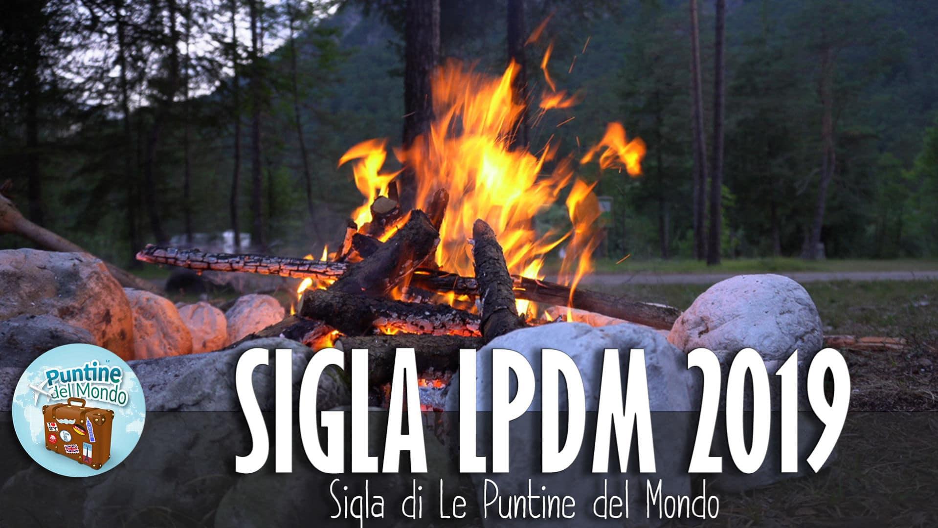 Sigla audio MP3 canzone le Puntine del Mondo 2019 LPDM