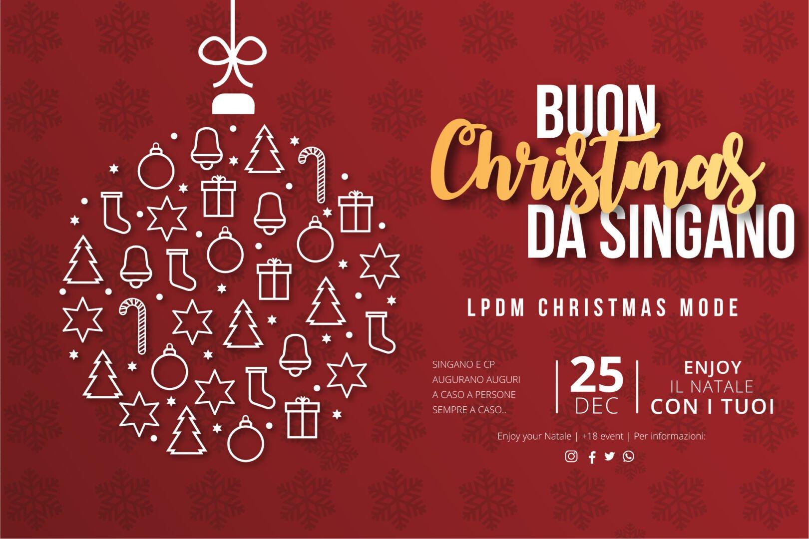 Wallpaper sfondo sfondi Le Puntine del Mondo LPDM Fulltimer 4k auguri di natale buon natale merry christmas