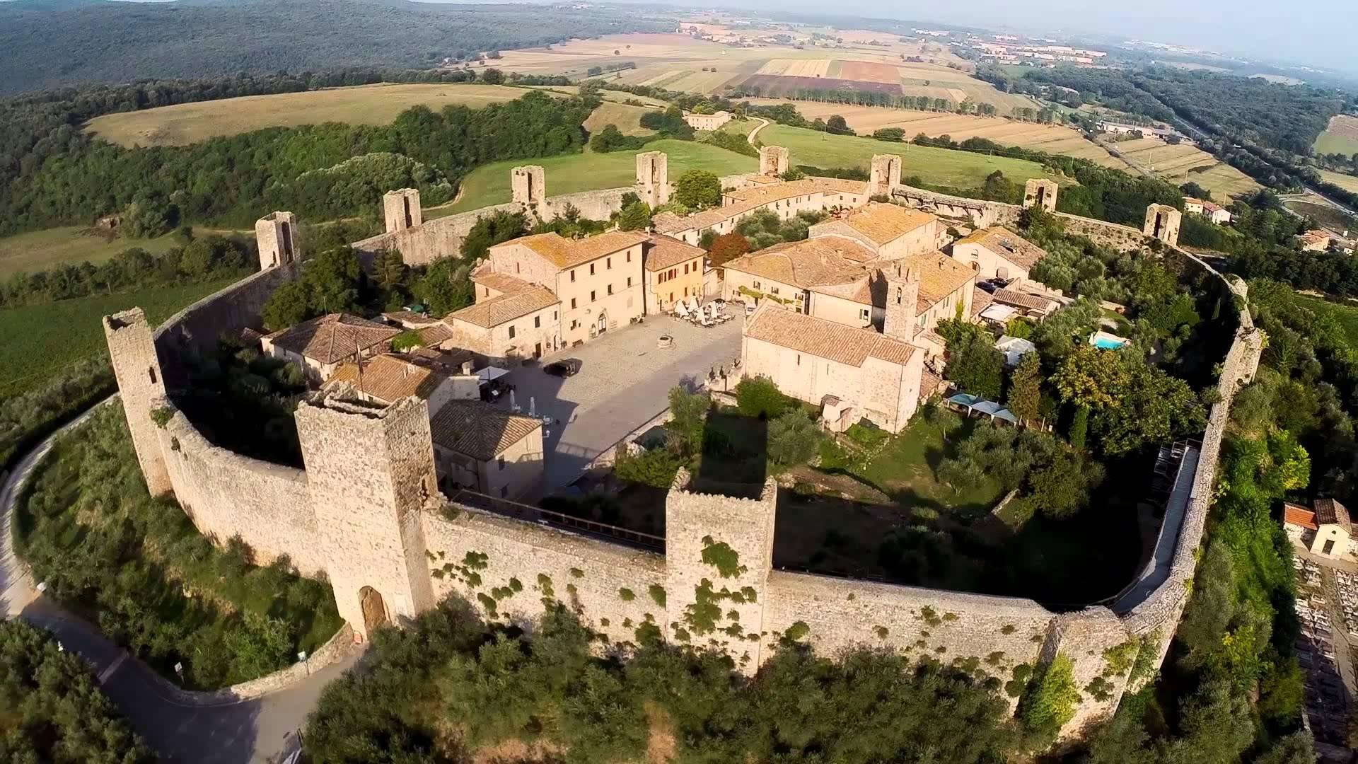 Castello di Monteriggioni SI