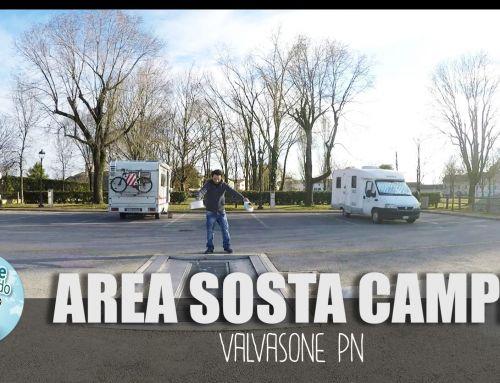 Area Sosta Camper – Valvasone PN