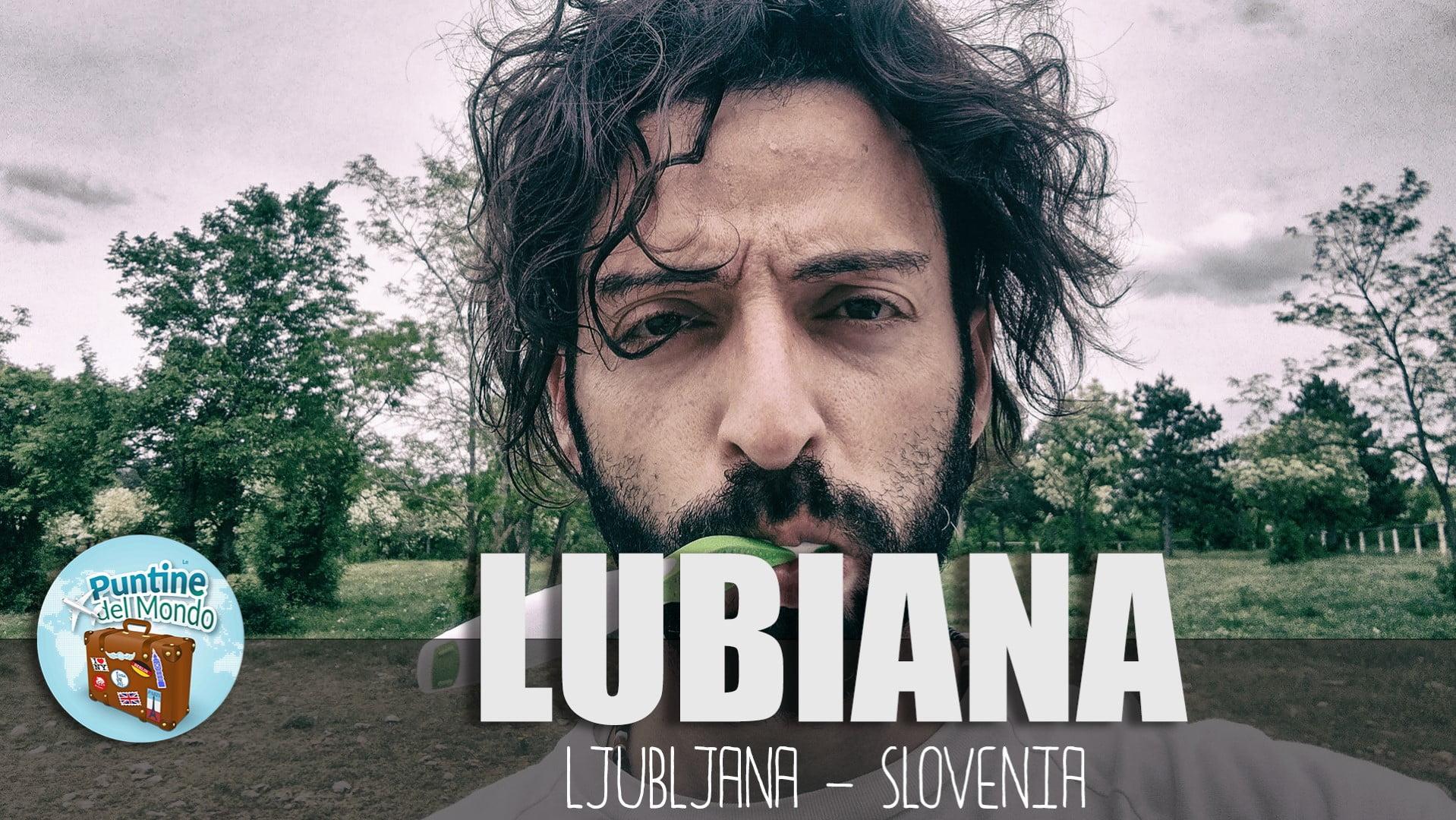 Ljubljana Lubiana (Slovenia)