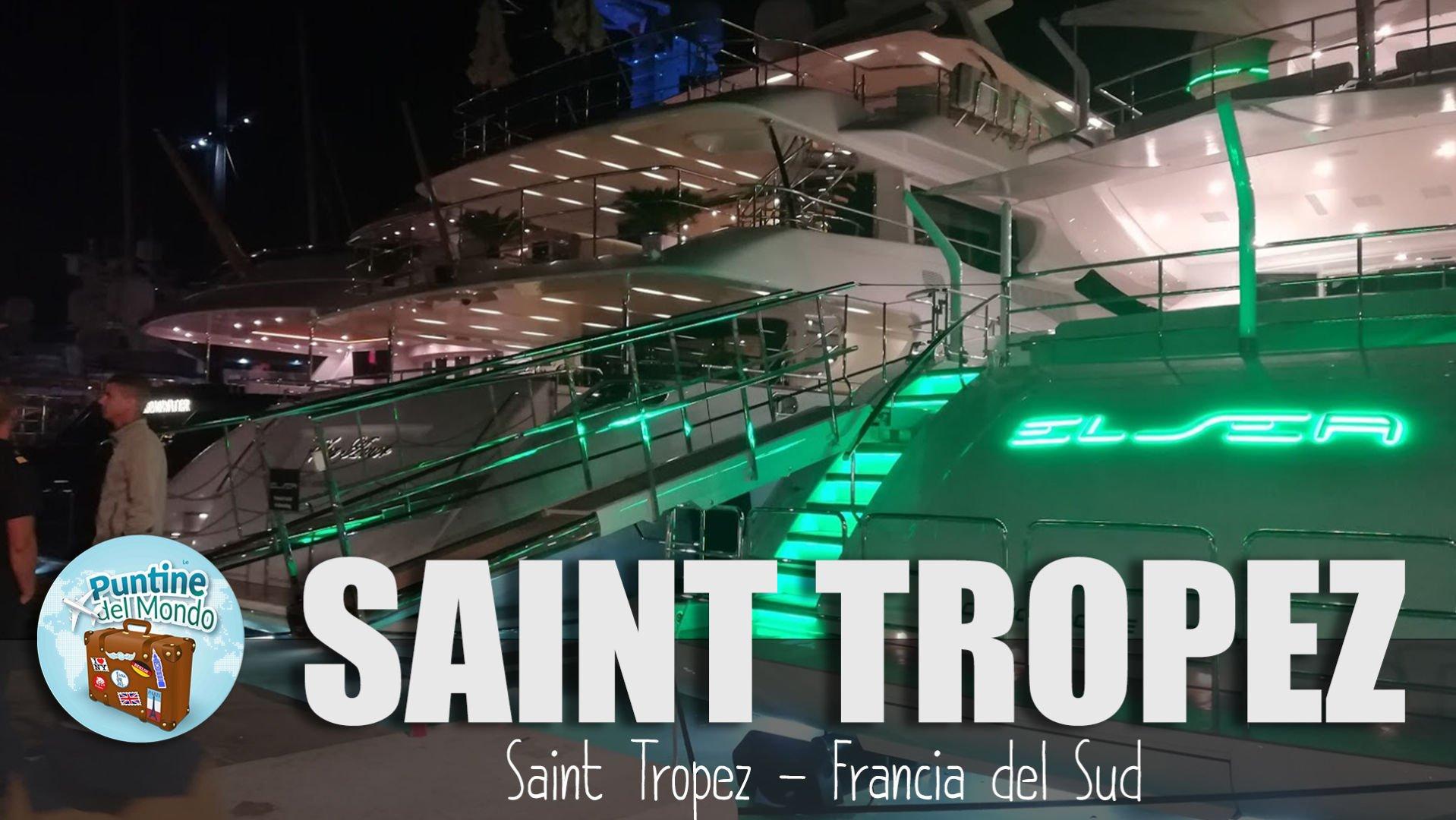 Saint Tropez in camper e mountain bike Francia tra yacht di lusso