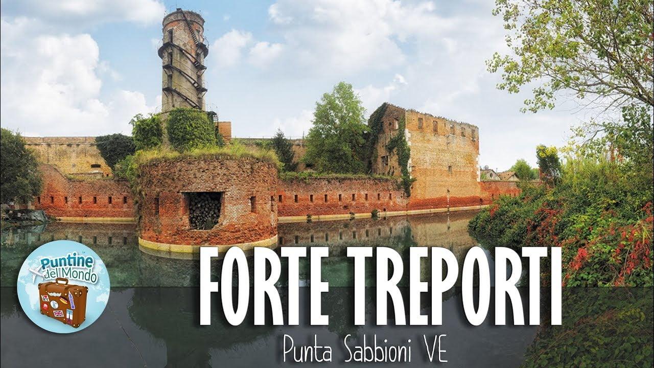 Forte Vecchio di Cavallino Treporti VE in Camper