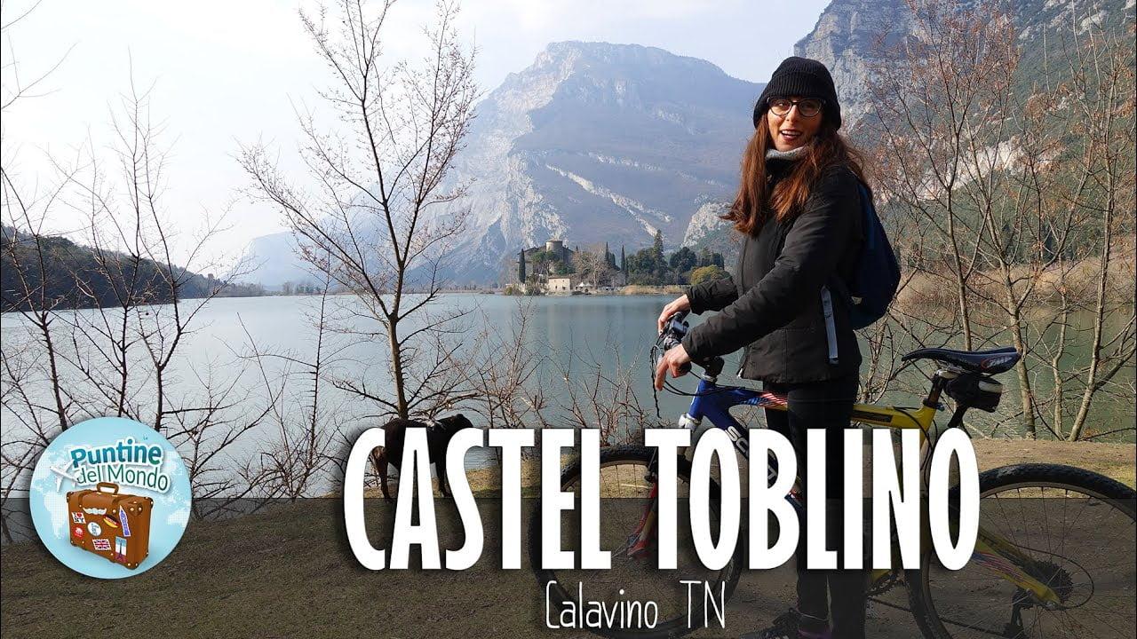 Castel Toblino a Calavino TN Trento Trentino Alto Adige in Camper