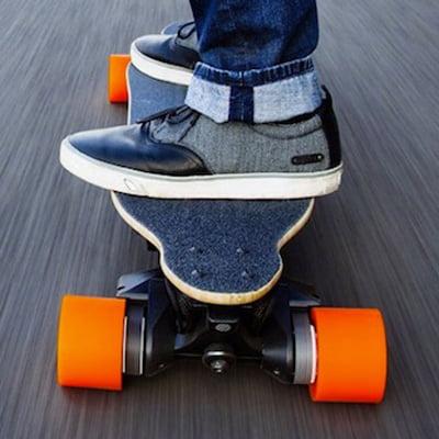 skateboard longboard elettrico cool&fun le puntine del mondo