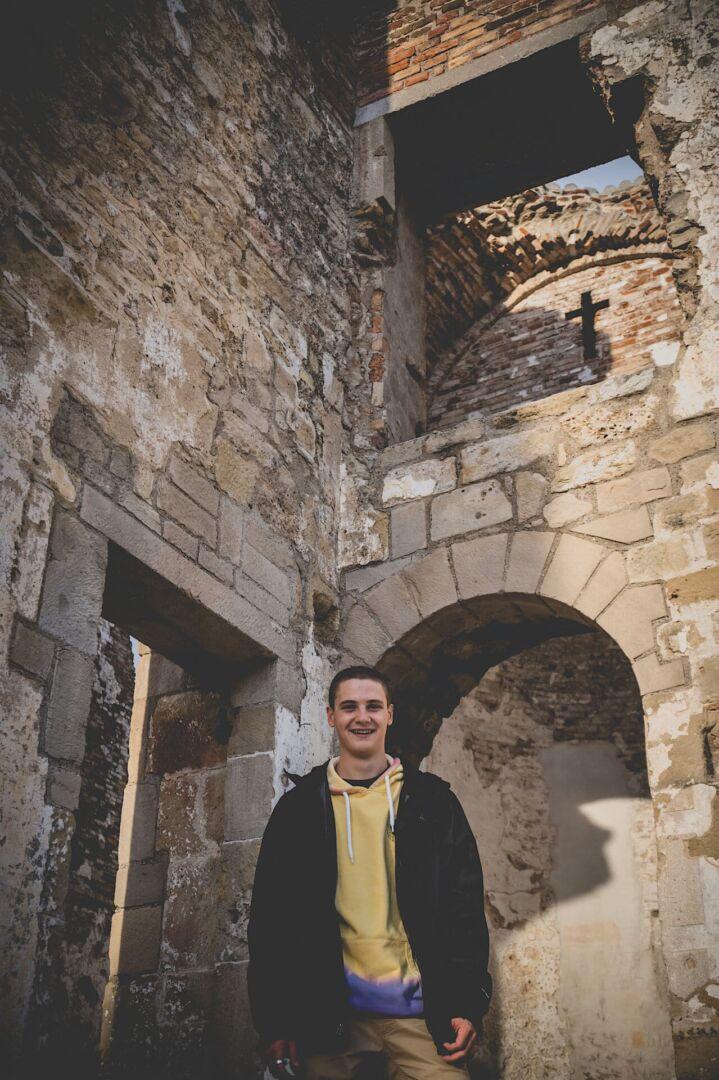 bar pub abbazia giusti antica abbazia ristrutturata sconsacrata eremo san sant'eustachio eustachio a nervosa della battaglia tv treviso trevigiano veneto italia italy