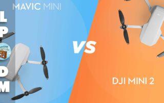 drone dji mavic mini 2 test recensione prova attivazione impostazioni app primo volo ita italiano guida