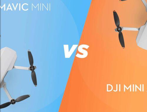 DJI Mini 2: guida all'attivazione ed alle impostazioni